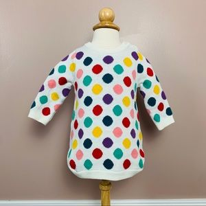 Baby gap dot dress